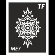 Трафарет МЕ7