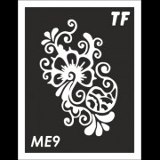 Трафарет МЕ9