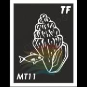 Трафарет МТ11