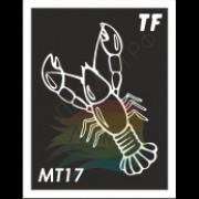 Трафарет МТ17