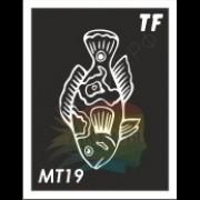 Трафарет МТ19