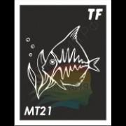 Трафарет МТ21