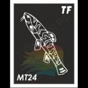 Трафарет МТ24