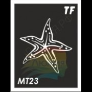 Трафарет МТ23