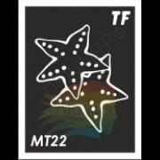 Трафарет МТ22