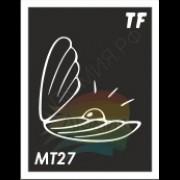 Трафарет МТ27