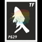 Трафарет РБ29