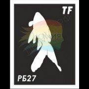Трафарет РБ27