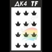 Трафарет ДК4