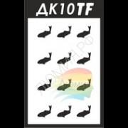 Трафарет ДК10