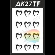 Трафарет ДК27