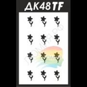 Трафарет ДК48