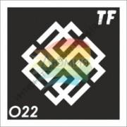 "Трафарет О22 - ""РОДИМИЧ"""
