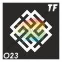 """Трафарет О23 - """"СВАРОЖИЧ"""""""
