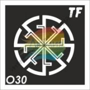"""Трафарет О30 - """"СВИТОВИТ"""""""
