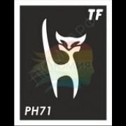Трафарет РН 71
