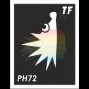 "Трафарет РН72 ""ЁЖИК"""