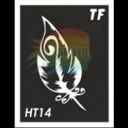 Трафарет НТ 14