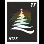 Трафарет НТ 25