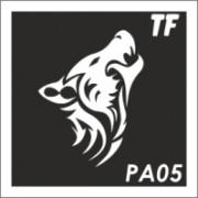 Трафарет РА05