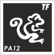 Трафарет РА12