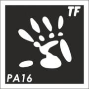 Трафарет РА16