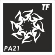 Трафарет РА21