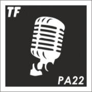 Трафарет РА22