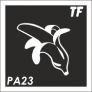 Трафарет РА23