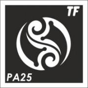 Трафарет РА25
