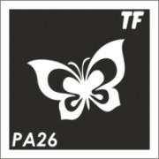 Трафарет РА26