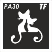 Трафарет РА30
