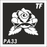 Трафарет РА33