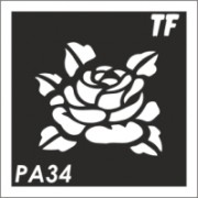 Трафарет РА34