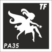 Трафарет РА35