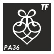 Трафарет РА36