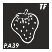 Трафарет РА39