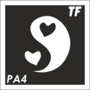 Трафарет РА4