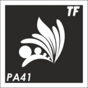 Трафарет РА41