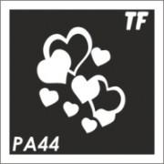 Трафарет РА44