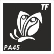 Трафарет РА45