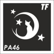 Трафарет РА46