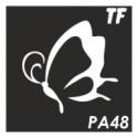 Трафарет РА48
