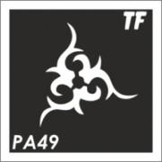 Трафарет РА49