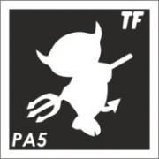 Трафарет РА5