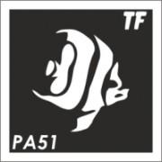 Трафарет РА51