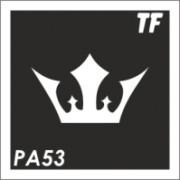 Трафарет РА53