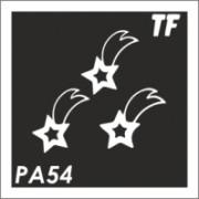 Трафарет РА54