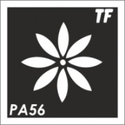 Трафарет РА56