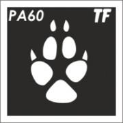Трафарет РА60